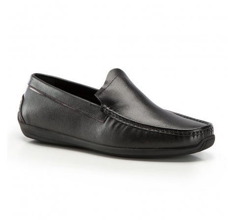 Buty męskie, czarny, 86-M-904-1-39, Zdjęcie 1
