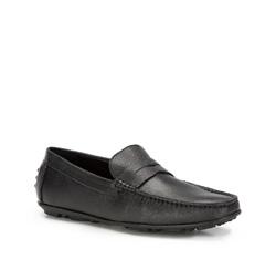 Men's shoes, black, 86-M-908-1-41, Photo 1