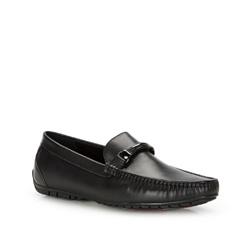 Buty męskie, czarny, 86-M-909-1-45, Zdjęcie 1