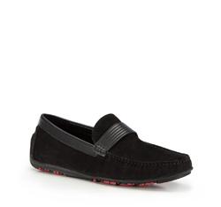 Buty męskie, czarny, 86-M-910-1-45, Zdjęcie 1