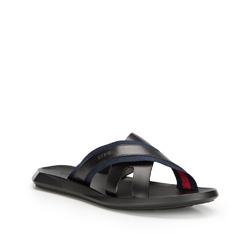 Buty męskie, czarny, 86-M-912-1-43, Zdjęcie 1