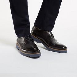 Men's shoes, black, 86-M-914-1-42, Photo 1