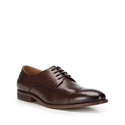 Buty męskie, brązowy, 86-M-919-4-44, Zdjęcie 1