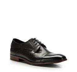 Buty męskie, czarny, 86-M-922-1-41, Zdjęcie 1