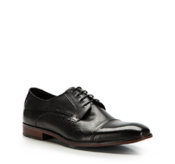 Buty męskie, czarny, 86-M-922-1-43, Zdjęcie 1