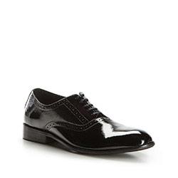 Buty męskie, czarny, 86-M-926-1-45, Zdjęcie 1