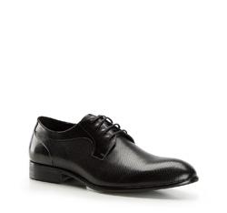 Buty męskie, czarny, 86-M-927-1-45, Zdjęcie 1