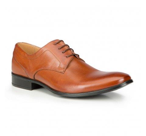 Buty męskie, brązowy, 87-M-603-5-39, Zdjęcie 1