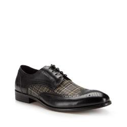 Buty męskie, czarny, 87-M-810-1-45, Zdjęcie 1