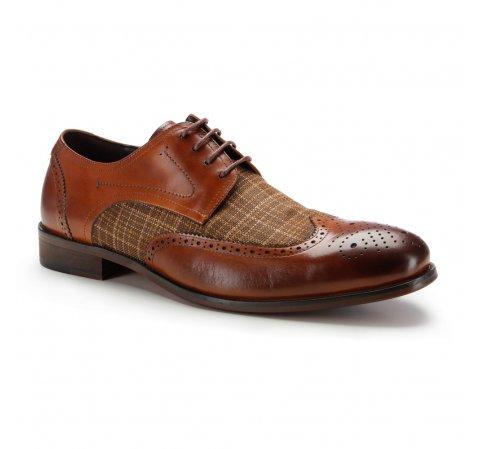 Buty męskie, brązowy, 87-M-810-5-39, Zdjęcie 1