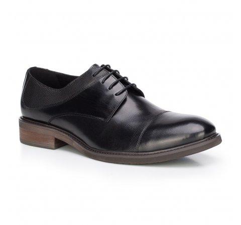 Buty męskie, czarny, 87-M-813-1-39, Zdjęcie 1