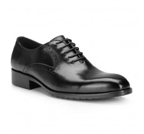 Buty męskie, czarny, 87-M-815-1-41, Zdjęcie 1