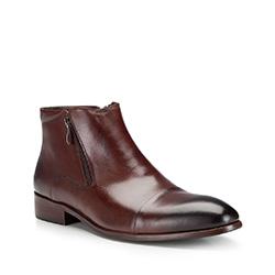 Buty męskie, brązowy, 87-M-826-4-45, Zdjęcie 1