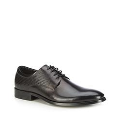 Buty męskie, czarny, 87-M-904-1-45, Zdjęcie 1