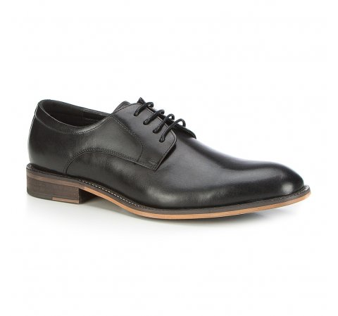 Buty męskie, czarny, 87-M-905-1-39, Zdjęcie 1