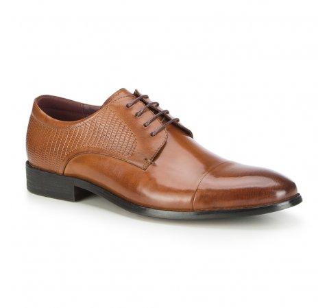 Buty męskie, Brązowy, 87-M-911-5-44, Zdjęcie 1