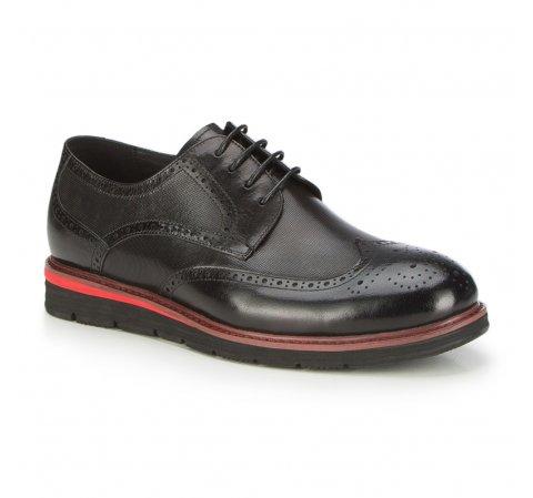 Buty męskie, czarny, 87-M-920-1-39, Zdjęcie 1