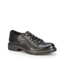 Buty męskie, czarny, 87-M-927-1-39, Zdjęcie 1