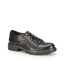 Buty męskie, czarny, 87-M-927-1-45, Zdjęcie 1