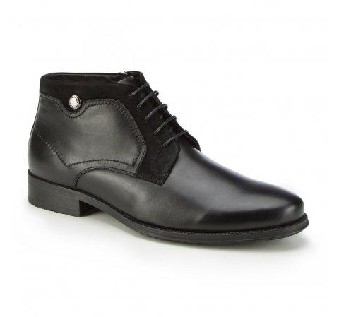 Buty męskie, czarny, 87-M-934-1-45, Zdjęcie 1