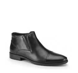 Buty męskie, czarny, 87-M-935-1-45, Zdjęcie 1