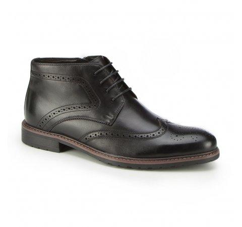 Buty męskie, czarny, 87-M-936-1-39, Zdjęcie 1