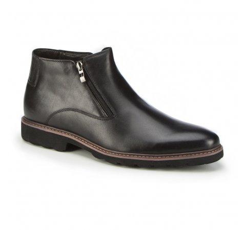 Buty męskie, czarny, 87-M-941-1-39, Zdjęcie 1