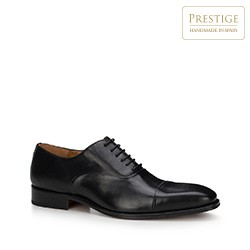 Buty męskie, czarny, 88-M-454-1-40, Zdjęcie 1