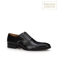 Buty męskie, czarny, 88-M-454-1-44, Zdjęcie 1
