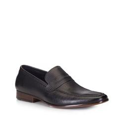Buty męskie, czarny, 88-M-500-1-40, Zdjęcie 1