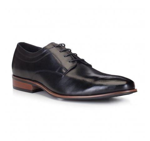 Buty męskie, czarny, 88-M-504-1-39, Zdjęcie 1