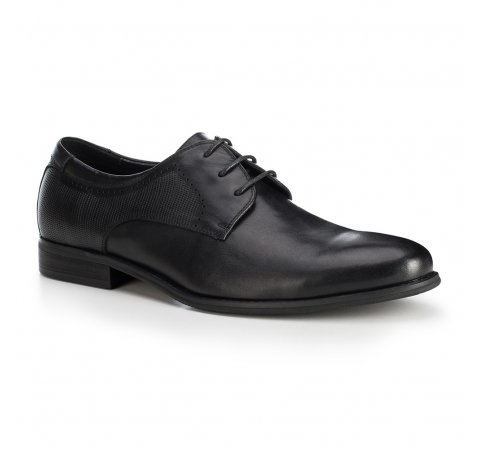 Buty męskie, czarny, 88-M-814-1-45, Zdjęcie 1