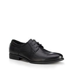 Buty męskie, czarny, 88-M-814-1-44, Zdjęcie 1