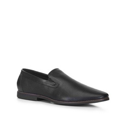 Buty męskie, czarny, 88-M-907-1-40, Zdjęcie 1