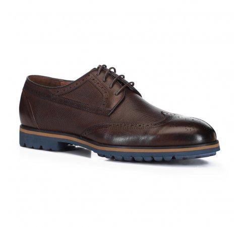 Buty męskie, brązowy, 88-M-918-4-39, Zdjęcie 1
