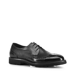 Buty męskie, czarny, 88-M-920-1-45, Zdjęcie 1