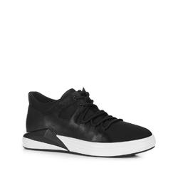 Buty męskie, czarny, 88-M-938-1-40, Zdjęcie 1