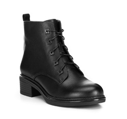Women's ankle boots, black, 89-D-956-1-41, Photo 1