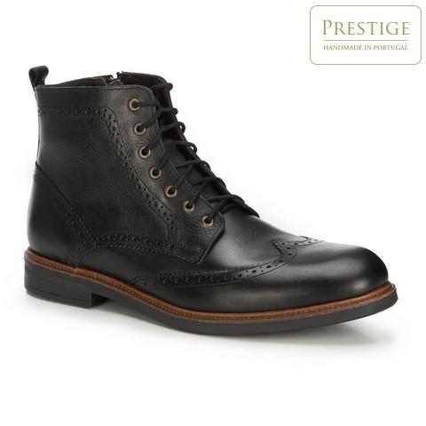 Buty męskie, czarny, 89-M-350-1-41, Zdjęcie 1