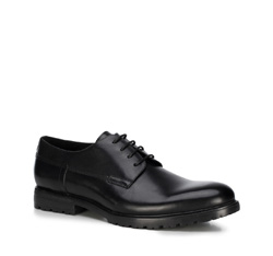 Buty męskie, czarny, 89-M-500-1-40, Zdjęcie 1