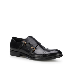 Buty męskie, czarny, 89-M-506-1-42, Zdjęcie 1
