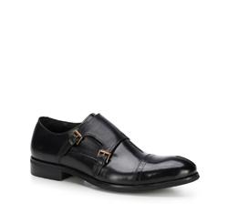 Buty męskie, czarny, 89-M-506-1-45, Zdjęcie 1