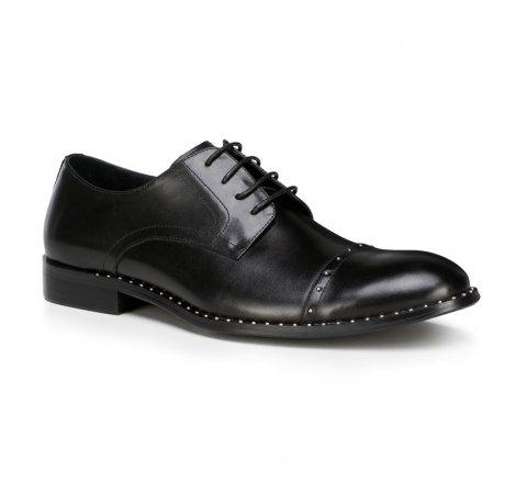 Buty męskie, czarny, 89-M-507-1-44, Zdjęcie 1