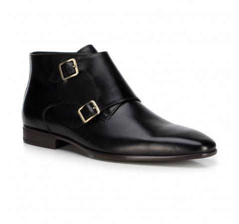 Buty męskie, czarny, 89-M-514-1-39, Zdjęcie 1