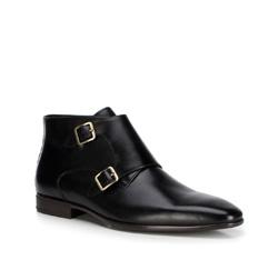 Buty męskie, czarny, 89-M-514-1-45, Zdjęcie 1