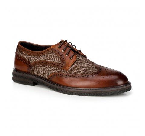 Buty męskie, Brązowy, 89-M-516-5-41, Zdjęcie 1