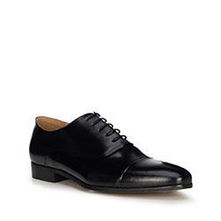 Buty męskie, czarny, 89-M-700-1-39, Zdjęcie 1