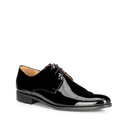 Buty męskie, czarny, 89-M-701-1-44, Zdjęcie 1