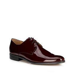 Buty męskie, bordowy, 89-M-701-2-45, Zdjęcie 1