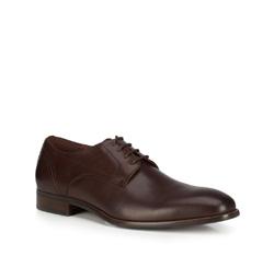 Men's shoes, brown, 89-M-901-4-40, Photo 1